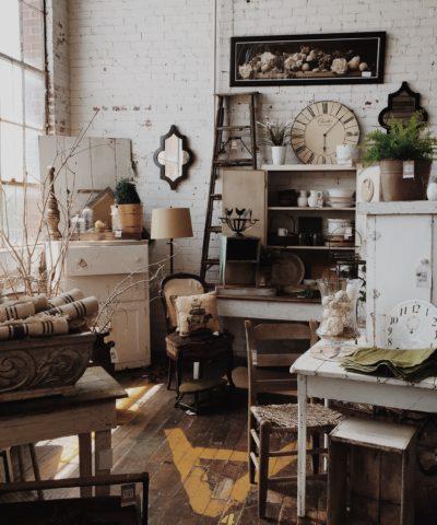 Decoration, Antiques and Vintage